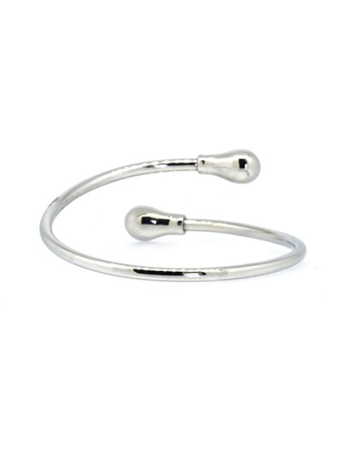 nymph rhodium bangle