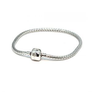 BeCharmed Rhodium Bracelet