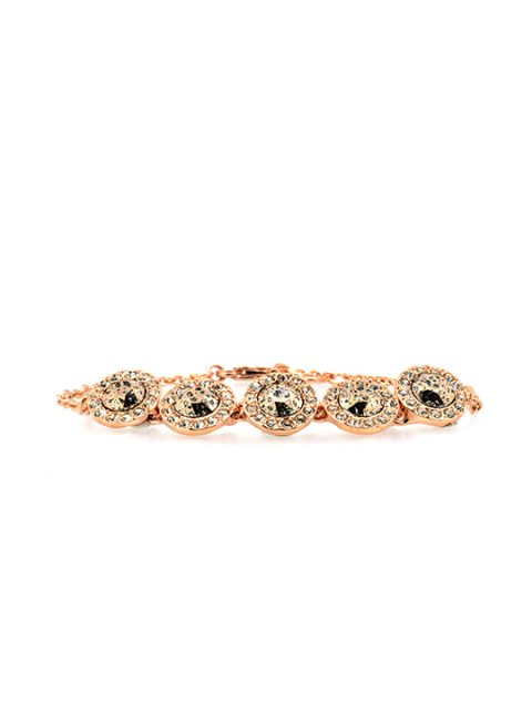 princess diana rose gold bracelet