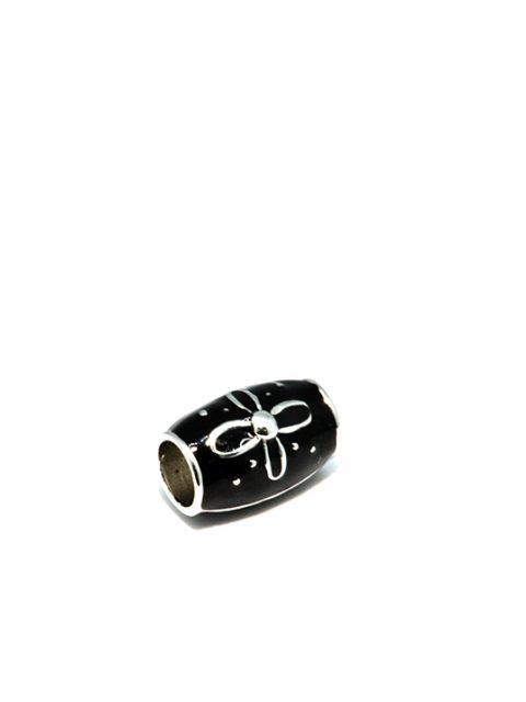shepard bead rhodium becharmed black sideview