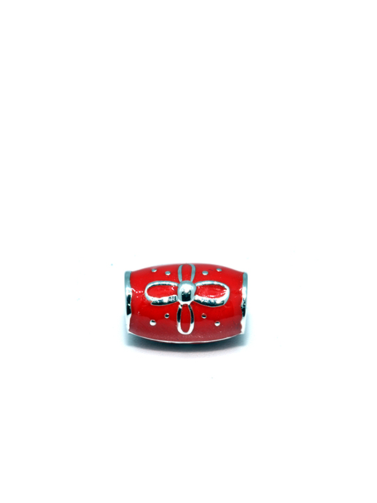 shepard bead rhodium becharmed red