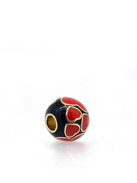 Sweetheart rhodium becharmed red sideview