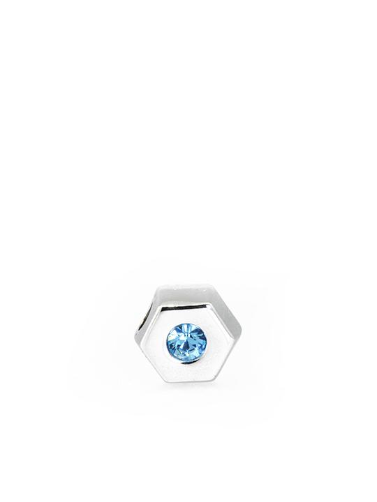 Hexagonal Becharmed Blue