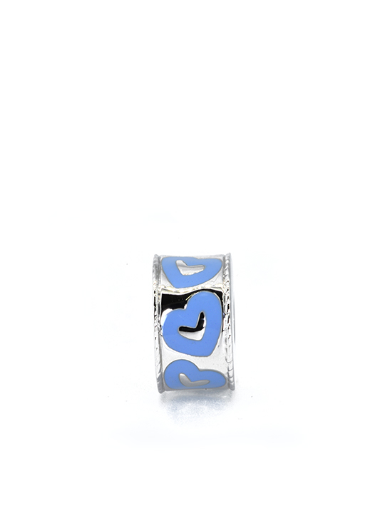 funky love blue rhodium becharmed PB18276B