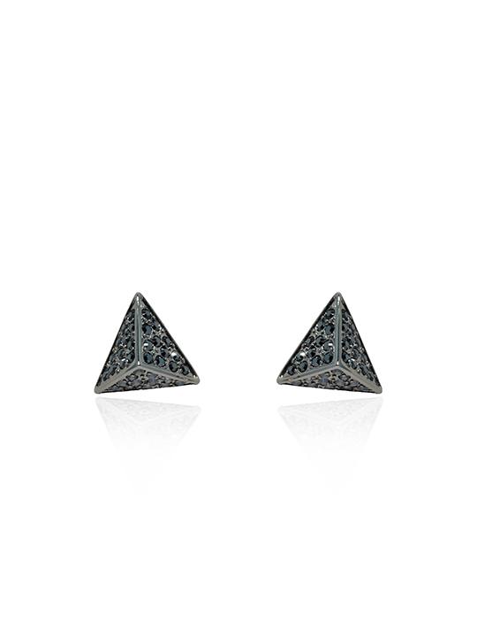 pharaoh pyramid earring