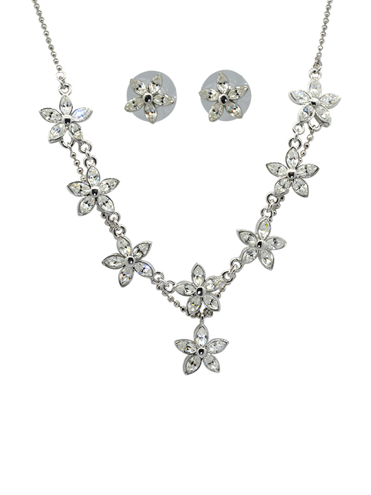 secret garden necklace set