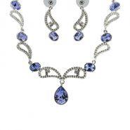 Lilac De Amore Necklace set