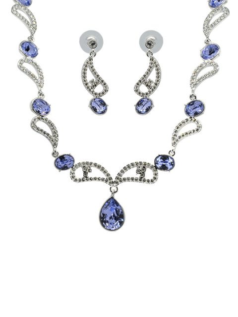 Lilac De Amore Necklace set